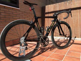 Bicicleta Orbea Orca carbono