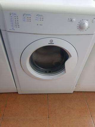 secadora de tubo 7kg indesit