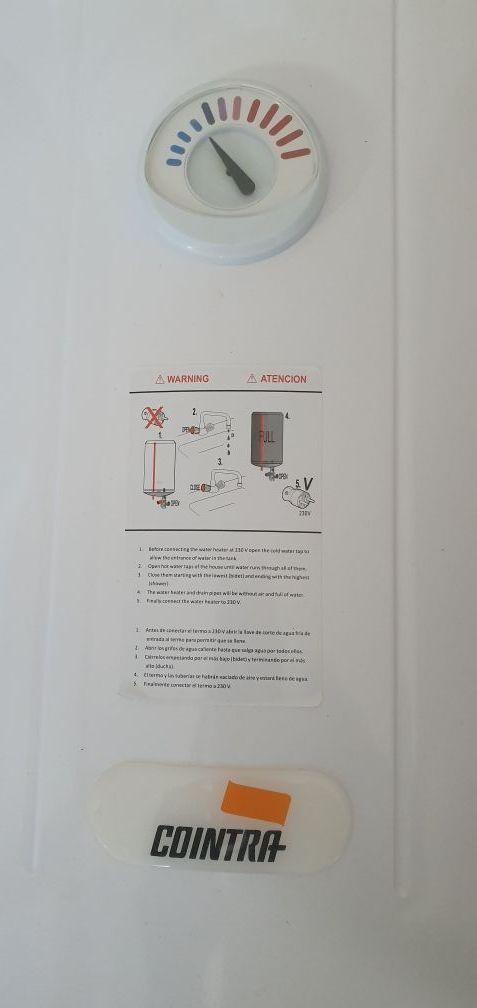 Termo Eléctrico Cointra 50litros nuevo (1 año uso)