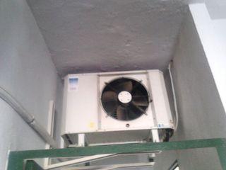 motor cámara frigorífica