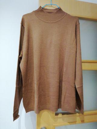 JERSEY NUEVO Mujer. 50%acrilico/lana talla xl