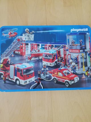 puzzle playmobil lata