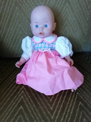 muñeca Nenuco de famosa