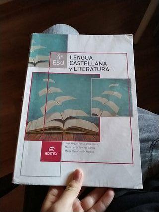 libro de lengua 4eso