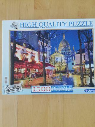 puzzle París 1500