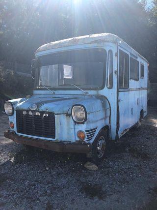 Ford Transit Año 1966