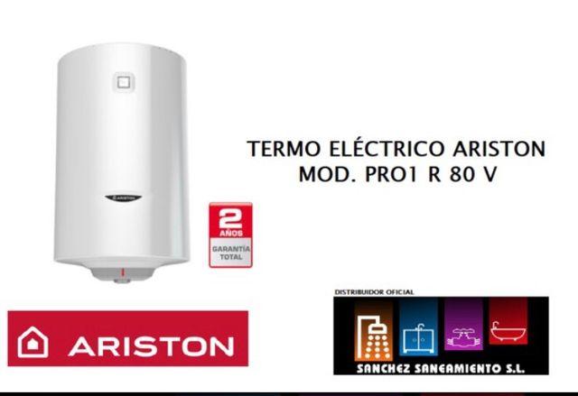 Termo Aristón 80 litros