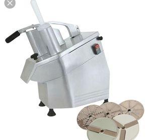 cortadora industrial de vegetales automatica nueva