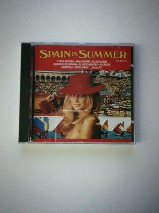 CD Spain is SUMMER. Buen estado