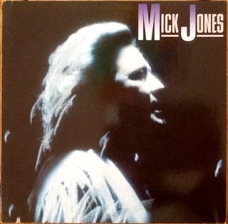 """MICK JONES """"MICK JONES"""" LP"""