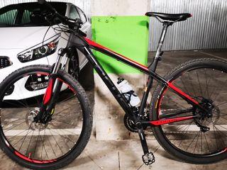 "bicicleta MTB Focus whistler 29"""