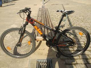 Bicicleta KTM de montaña año 2012