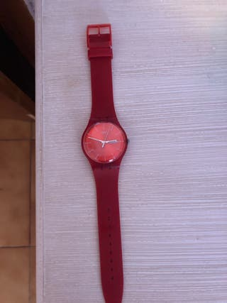 Reloj casi nuevo Swatch
