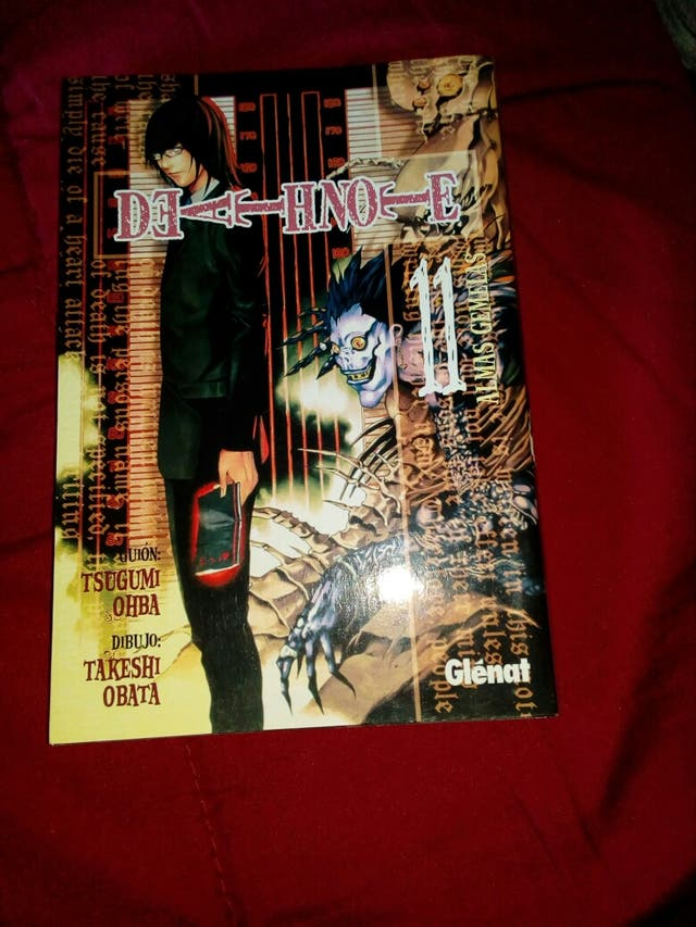 Cómics Manga DEATH NOTE
