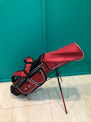 Bolsa de golf con palos para niños