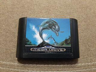 Ecco the dolphin Mega drive