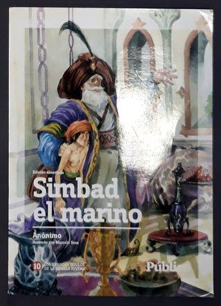 Simbad el marino novela juvenil Público