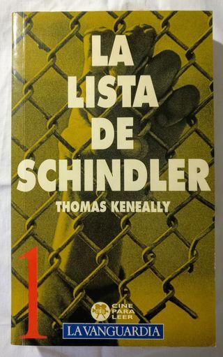 Libro: La lista de Schindler