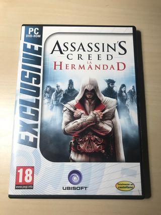 ASSASSIN'S CREED LA HERMANDAD para PC