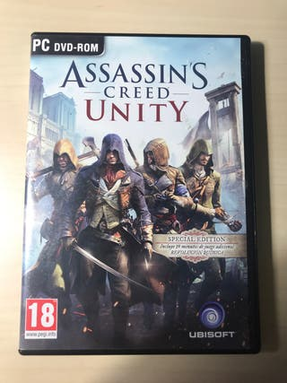 ASSASSIN'S CREED: UNITY SPECIAL EDITION para PC