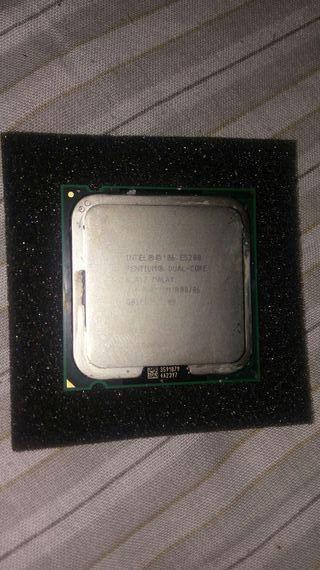 Procesador Intel Pentium E-5200