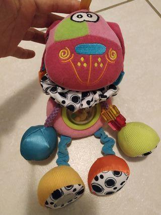 juguete playgro estimulación
