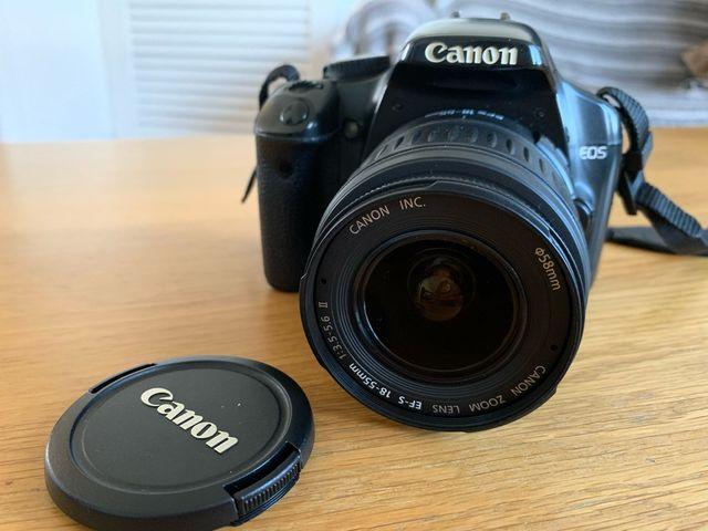 Camera CANON EOS450D 12.2 MP Digital SLR W/18-55 l