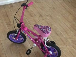 Disnep Minnie mouse Kids bike