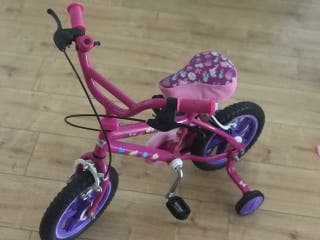 Disnep Minnie mouse Kids bike