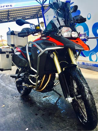 BMW F800 GS ADVENTURE IMPECABLE.