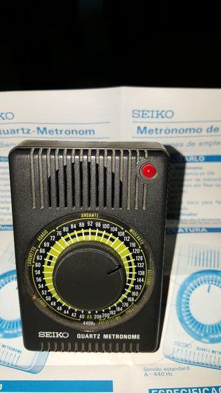 METRONOMO SEIKO de Cuarzo