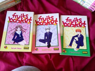 Cómics Manga FRUIT BASKET