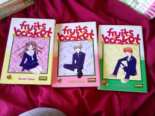 Cómics Manga FRUIT BASKET