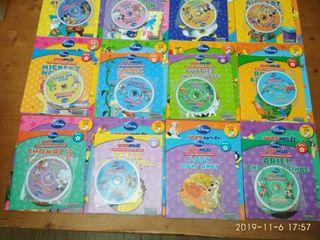 Libros de inglés Disney