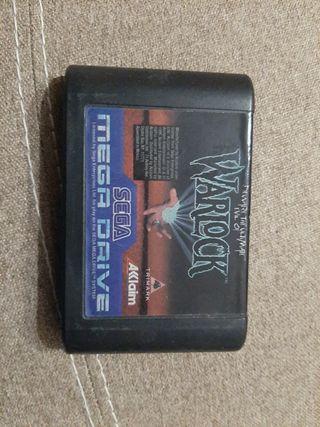 Warlock Mega Drive