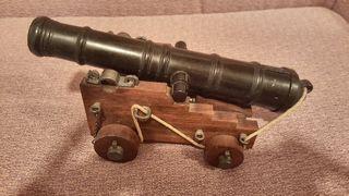 cañón de hierro