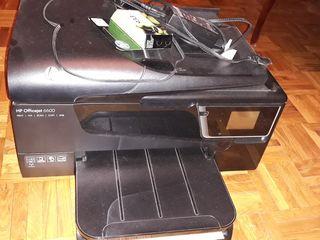 impresora escaner hp oficejet 6600