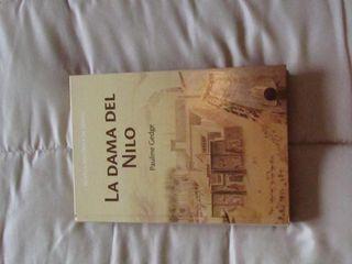 Libro LA DAMA DEL NILO - Novela histórica