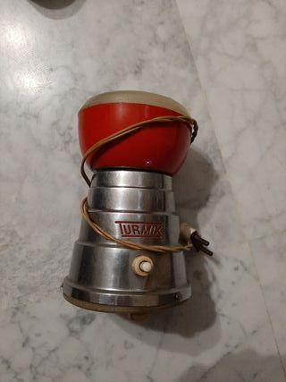 Molinillo eléctrico antiguo