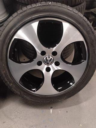 Llantas Volkswagen Golf