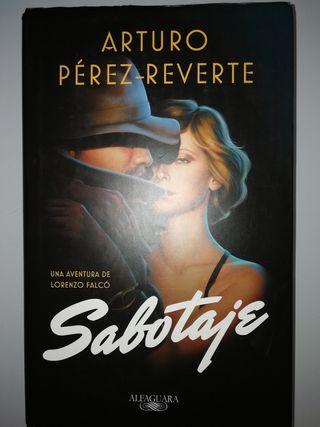 Sabotaje, Arturo Perez-Reverte