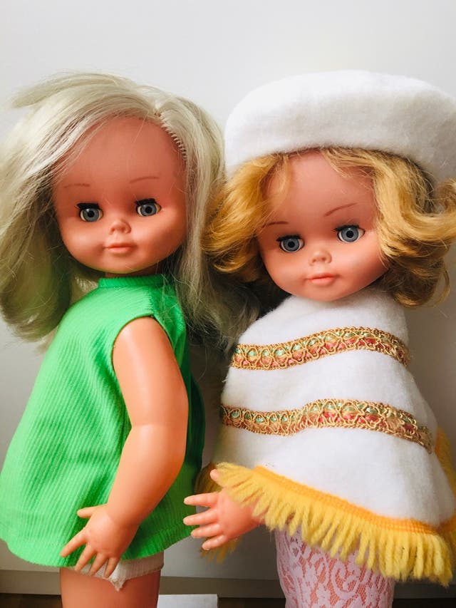 Nancy muñeca Alfonso