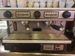 Cafetera La Spaziale super 3000