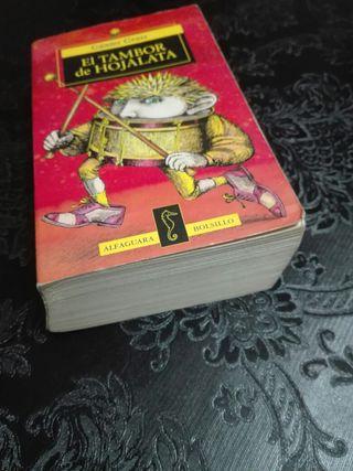 Libro El tambor de hojalata