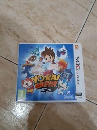 yokai-watch juego original para nintendo 3DS/2DS