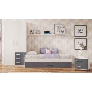 Dormitorio juvenil --Nuevo--