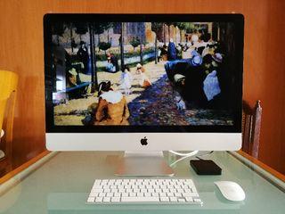 "iMac 27"" Late 2013 tope de gama."