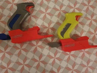 Nerf lanza coches