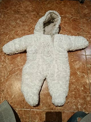buzo o mono invierno para bebé