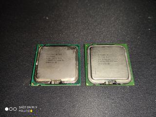 Procesadores Intel celeron